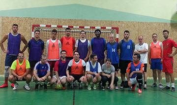 Groupe Loisir |  USPJ futsal Brest